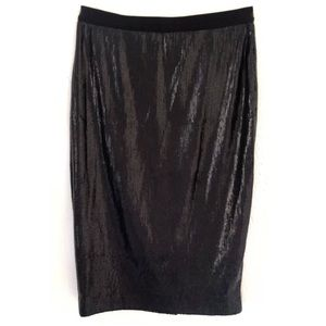 Ann Taylor Skirts - 🆕 ANN TAYLOR SEQUIN STRAIGHT PENCIL SKIRT SZ 2